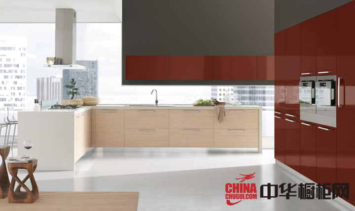 整体厨房装修效果图 厨房橱柜图片