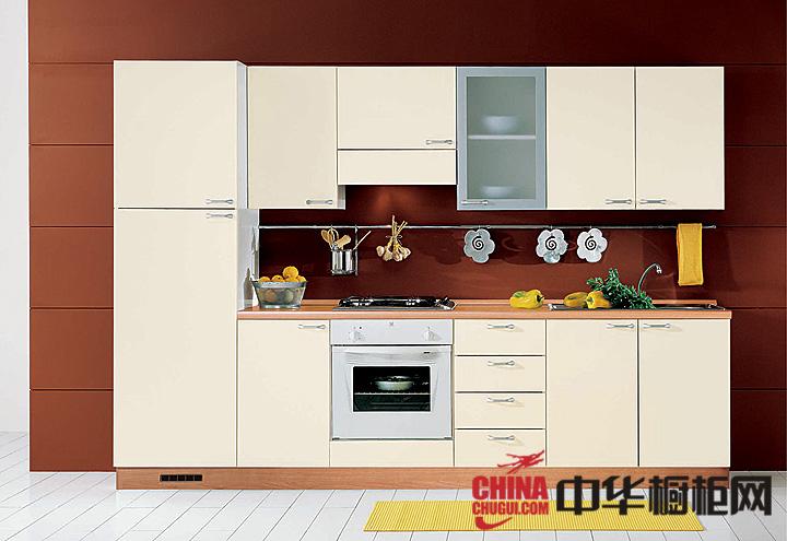 小厨房装修效果图 简约风格橱柜图片