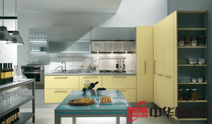 小厨房装修效果图 打造愉悦气氛厨房