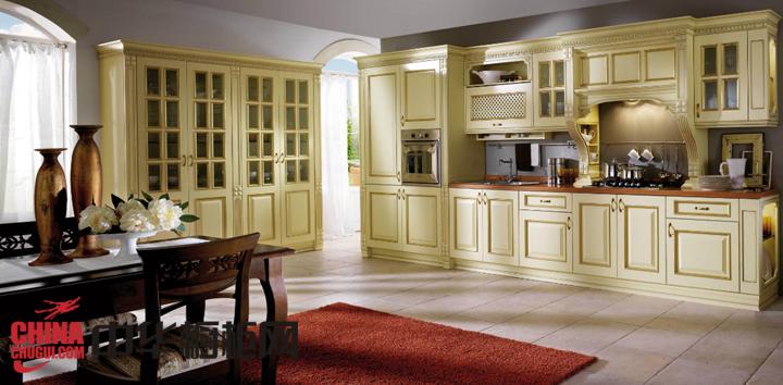 厨房装修效果图大全 开放式厨房装修效果图