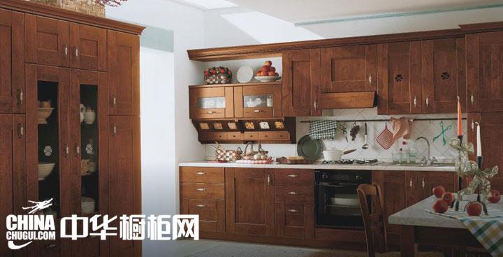 古典范儿美式风格橱柜设计效果图