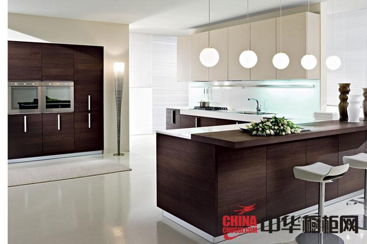 开放式厨房装修效果图 让你爱上下厨
