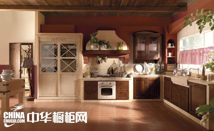 远离嘈杂享受宁静美 品味欧式风格厨房设计