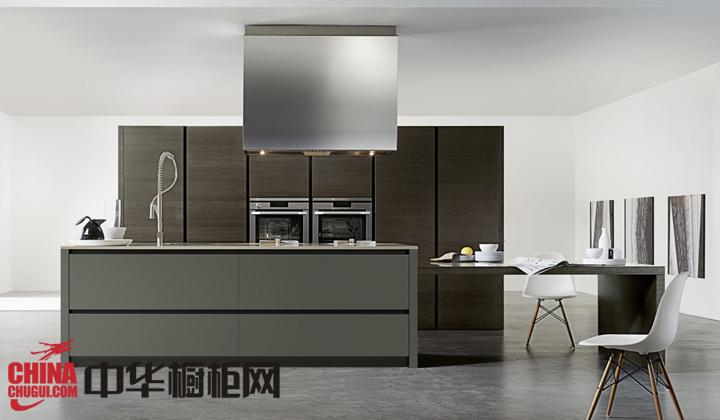 后现代厨房装修效果图大全2013图片