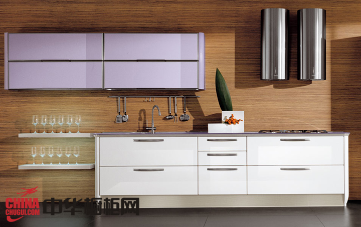 简约风格橱柜效果图 小户型装修的首选