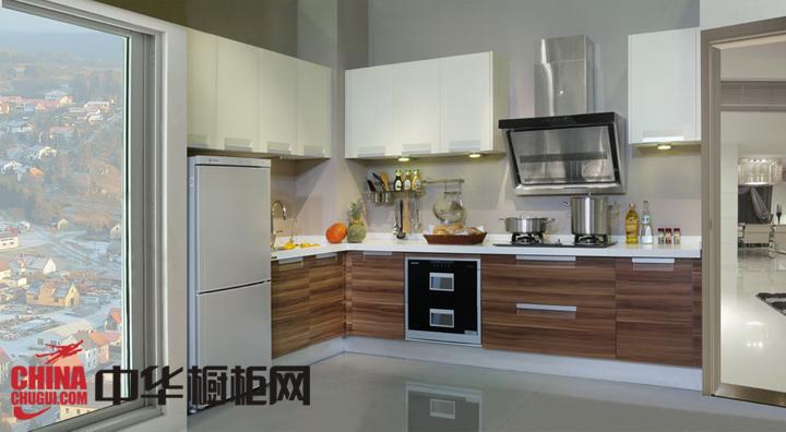 小户型厨房装修效果图 尽展北欧自然怡人雅致风情