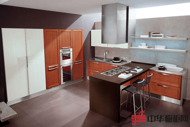 2013年最新款厨房装修效果图欣赏