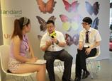 华帝市场策划部经理与橱柜部经理2013广州建博会专访