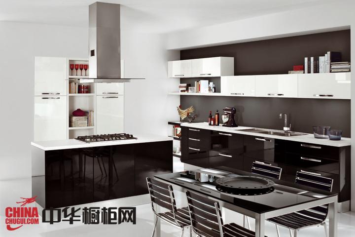 橱柜门用什么合页好_现代简约风格橱柜打造你的沉稳大气厨房