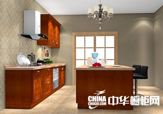 欧式风格橱柜推荐 让你的厨房大放光彩
