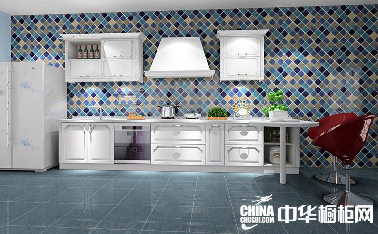 2013最新简欧风格橱柜图片 尽显厨房的经典大方