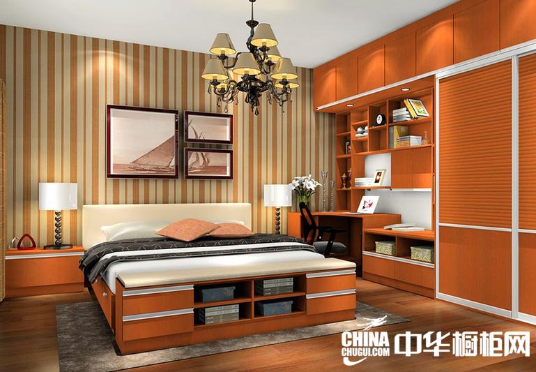卧室衣柜装修效果图 尽显自由奔放居家生活
