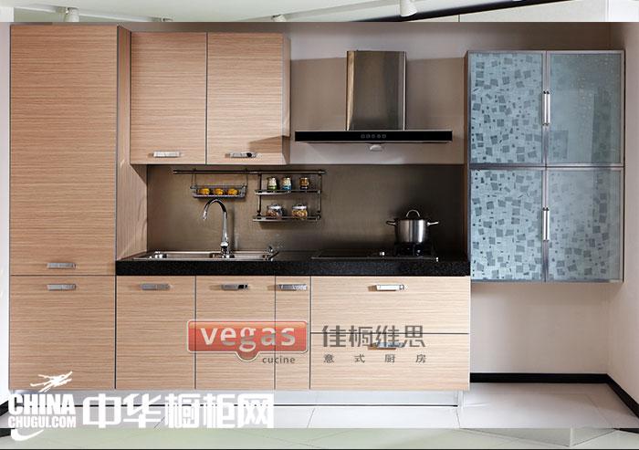 小戶型廚房裝修效果圖 簡約風格