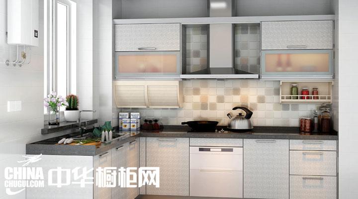 小户型厨房装修效果图 打造纯洁无暇的家