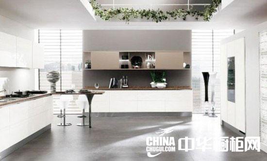 开放式厨房吧台设计 打造小资情调厨房