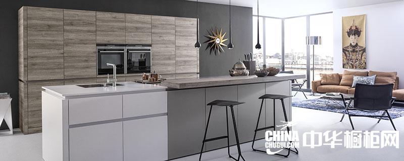 开放式厨房装修效果图 带来不同的内心感受