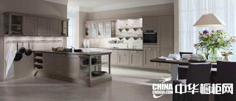 田园风格整体橱柜图片 厨房的高格调设计