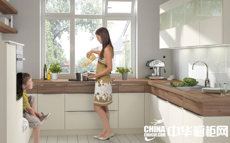 简约风格整体橱柜图片 打造舒适浪漫的厨房生活
