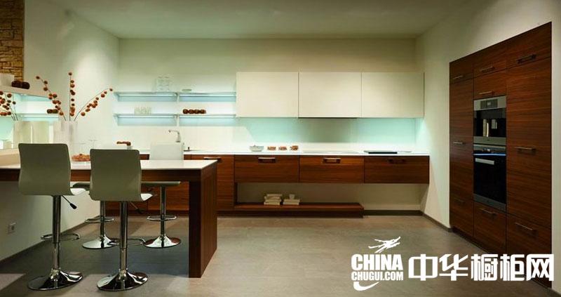 北欧风格整体橱柜图片 独爱这份厨房的简洁