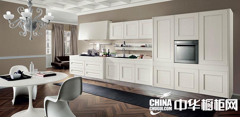 北欧风格整体橱柜图片 厨房点点滴滴都是爱