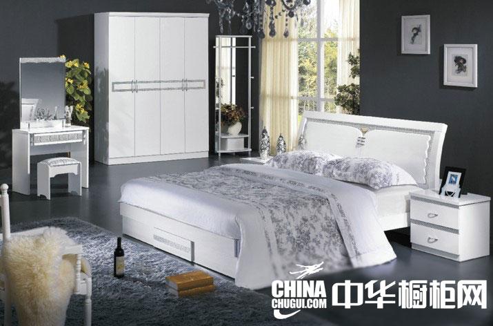 现代简约风格整体衣柜图片 打造别具一格的时尚卧室