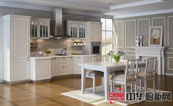 志邦厨柜设计 三款华实兼备的整体厨房推荐