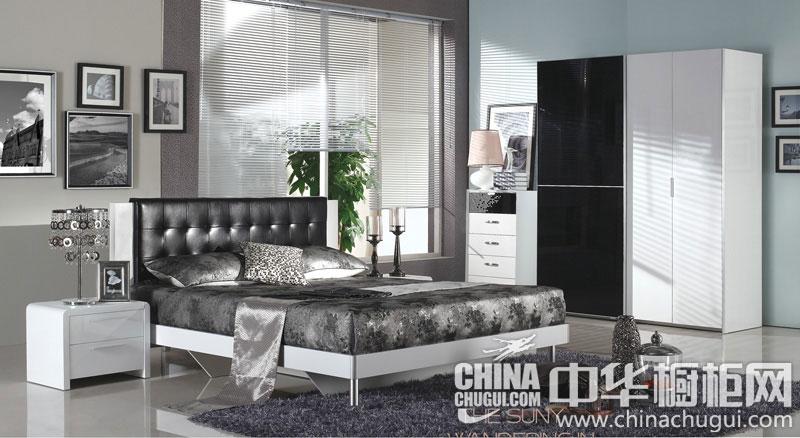 现代简约风格整体衣柜图片 宅女最爱的简约居家装修