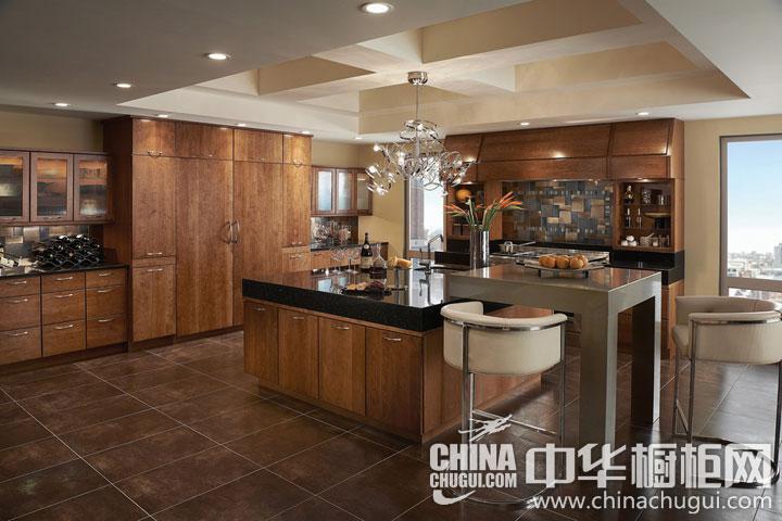 开放式厨房装修效果图 厨房就是生活