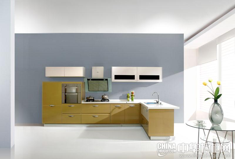 皮阿诺橱柜图片金色探戈 简约风格造型优美