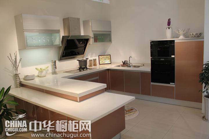 摩尔橱柜图片 开放式厨房装修效果图