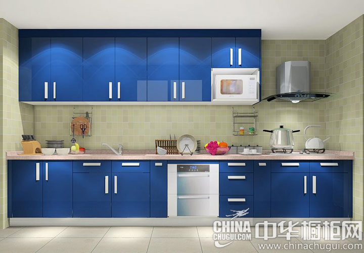营造最完美的厨房空间 简约风格橱柜图片