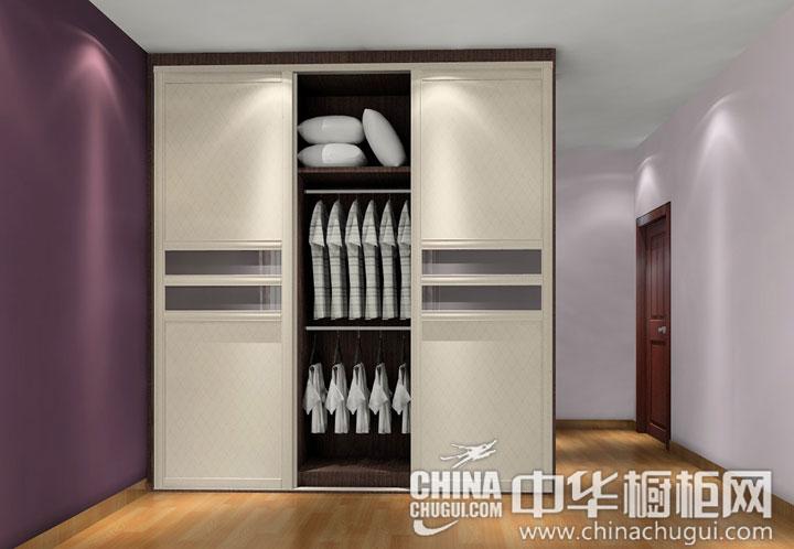 内涵丰富的细节品位 整体衣柜图片