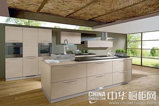 孤岛岛台只适用于开放式厨房,在现代装修中其最大的作用就是作为厨房