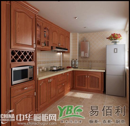 易佰利厨柜:整体橱柜的设计风格