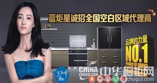 蓝炬星集成灶成功进驻湖北荆州市监利县