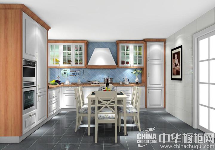 温馨的家 欧式风格橱柜图片