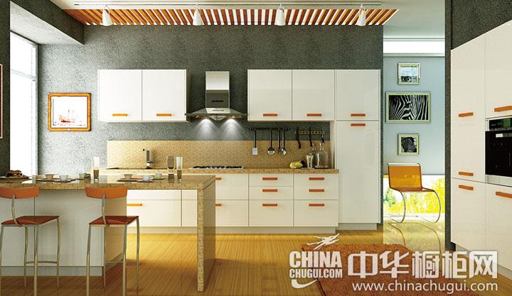最贴心的享受 厨房装修效果图