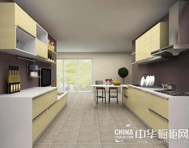 深入内心的体验 厨房装修效果图