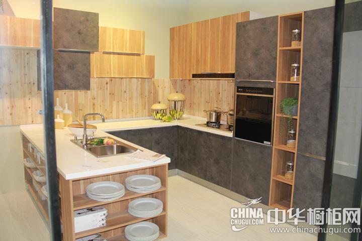 厨房装修效果图 2014广州建博会铂尔诺产品展示