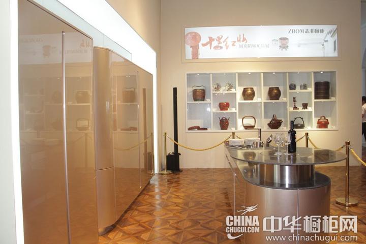 2014广州建博会志邦厨柜参展产品 厨房装修效果图