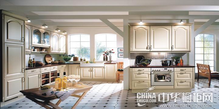 布局自由而人性化  厨房装修效果图