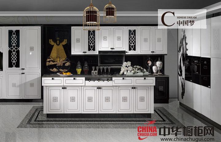 中式风格橱柜图片 意蕴浓郁的中式风情