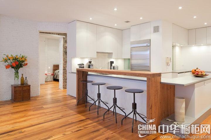 厨房装修效果图 独特的造型设计