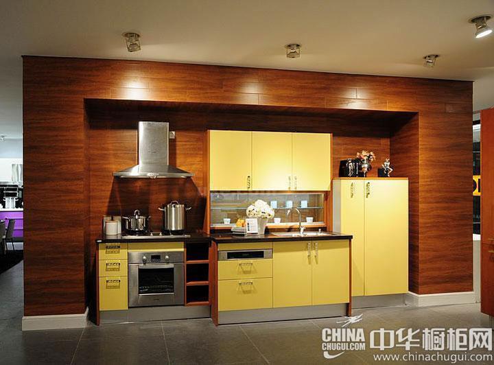 简约风格整体橱柜图片 悠闲自由的家居生活