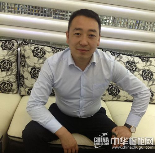 专访箭牌橱柜兰州经销商李永宏:售后树口碑 服务为王道