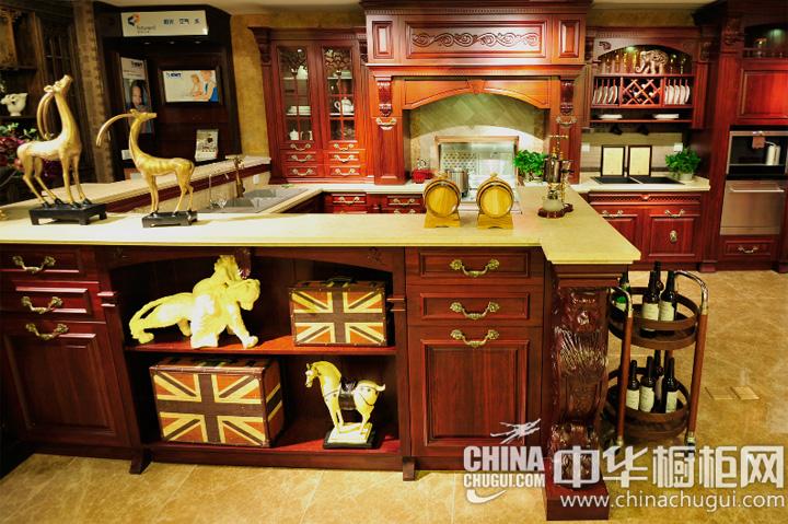 古典风格橱柜图片 非凡的皇族气质