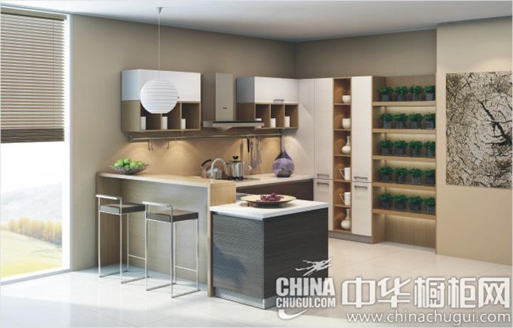 厨房装修效果图 闲适温馨的气息