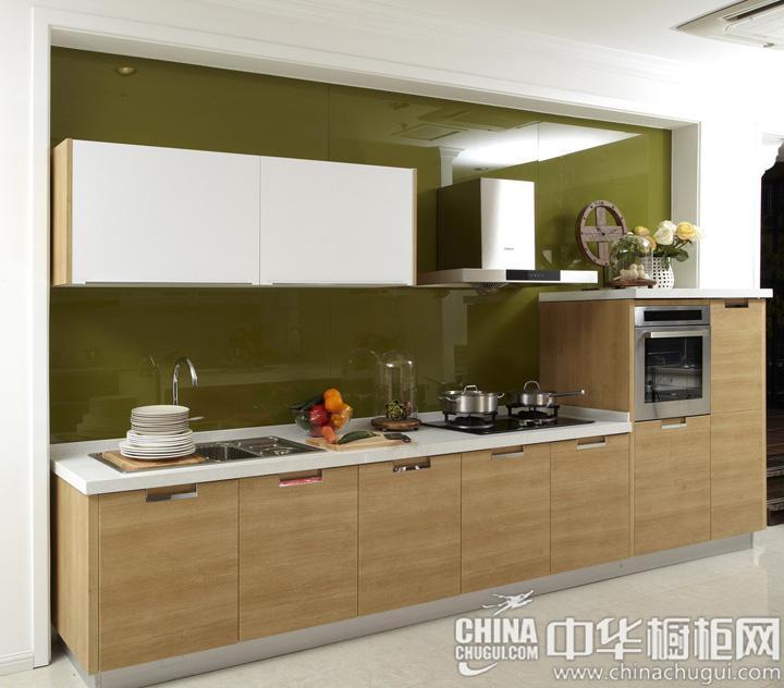 简约风格橱柜图片 小户型厨房装修
