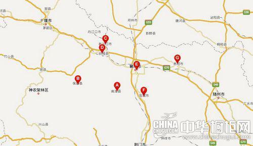 欧派橱柜湖北襄樊专卖店分布