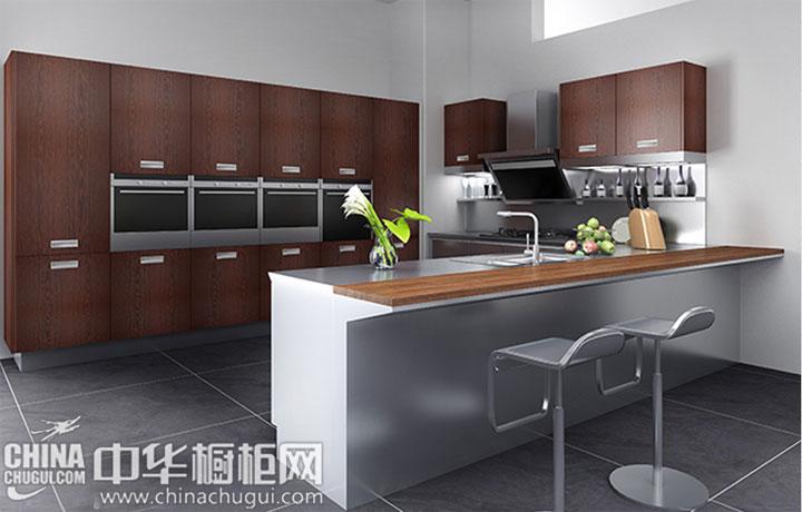厨房装修效果图 异国情调的优雅